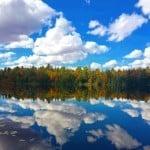 algonquin national park ontario canada