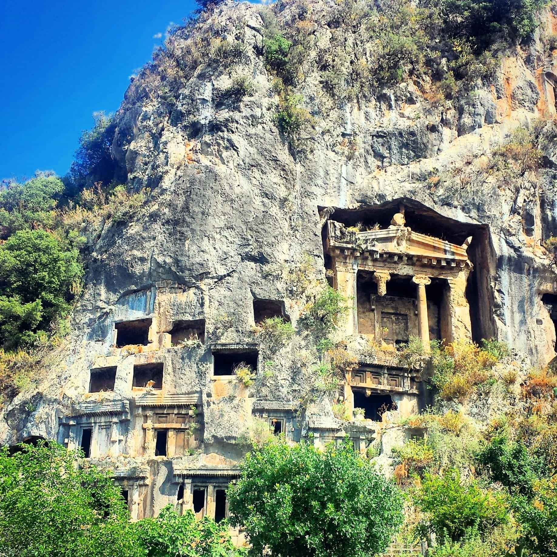 things to see and do in fethiye
