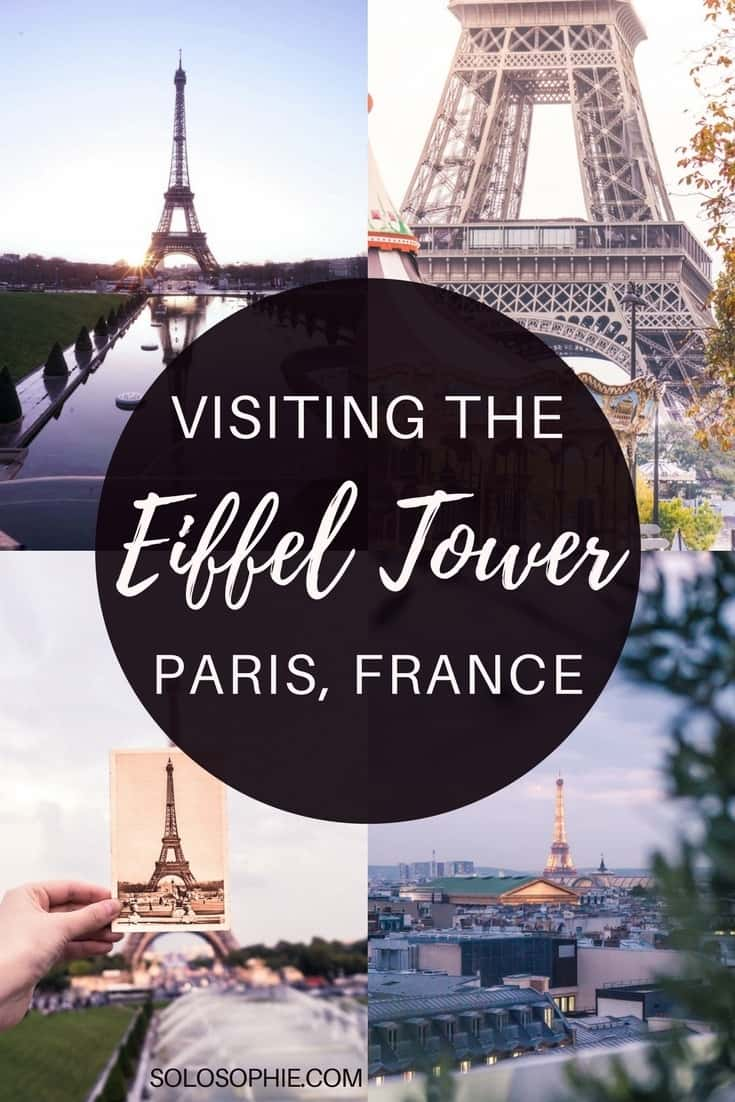 Practical Advice, Tricks & Tips For Your Eiffel Tower Visit: Going up the Iron Lady/ Tour Eiffel, the most iconic and most popular paid attraction in France and the World!