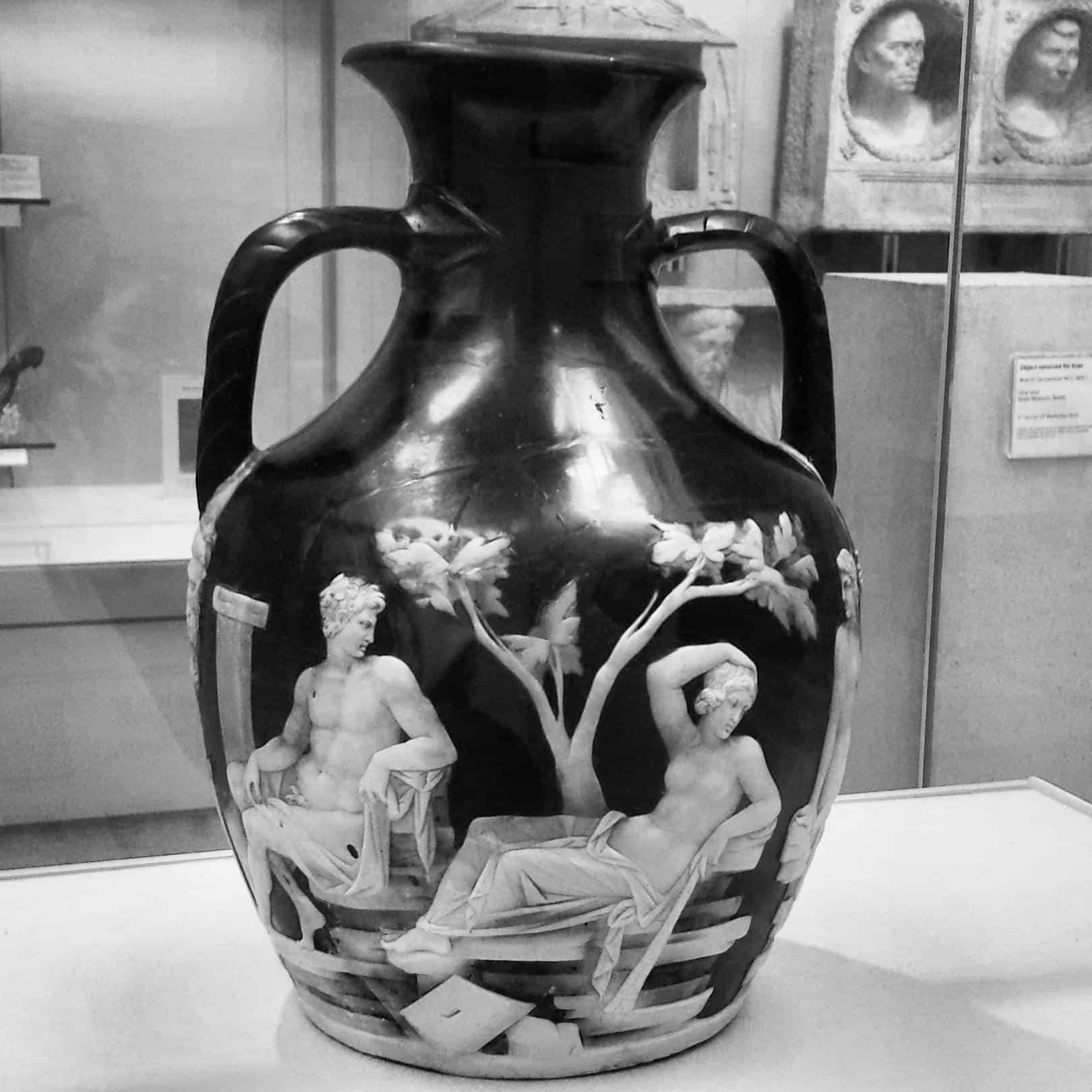 portland vase british museum highlights