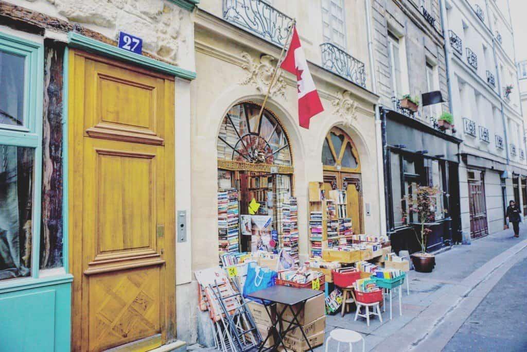 abbey bookstore paris