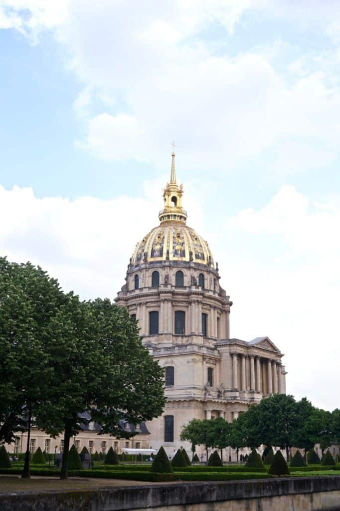 Les Invalides, Paris, France (final resting place of Napoleon)