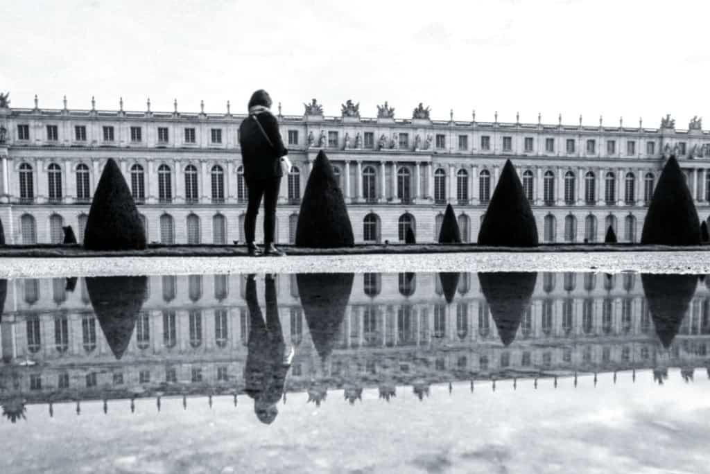 reflections at versailles