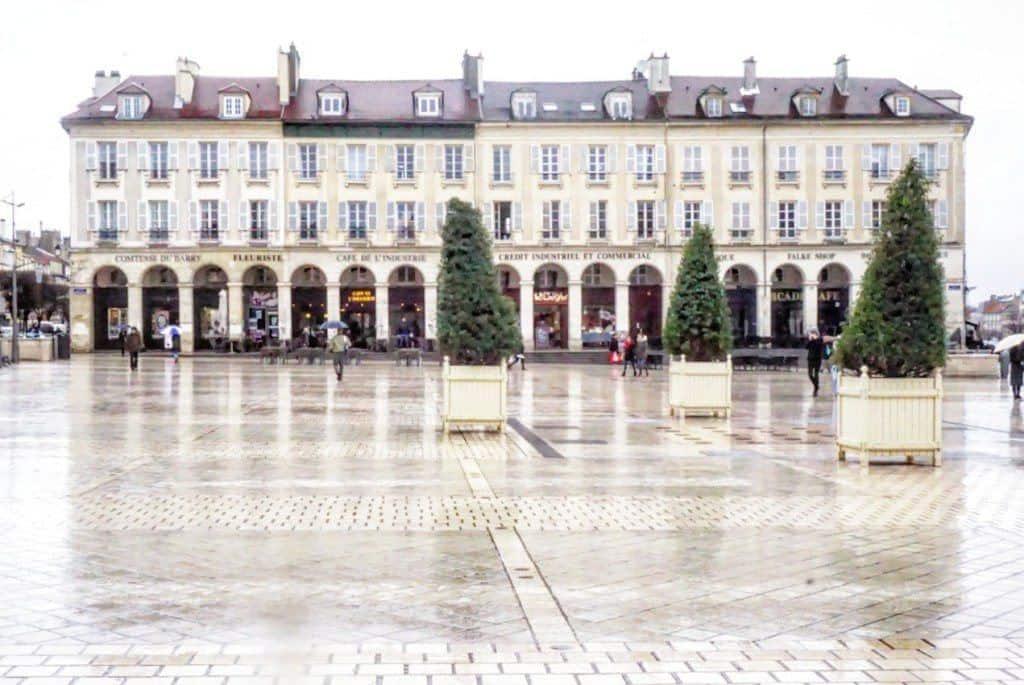 saint germain en laye main town square