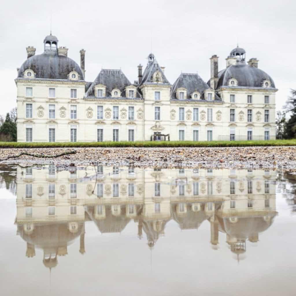 chateau de cheverny loire valley