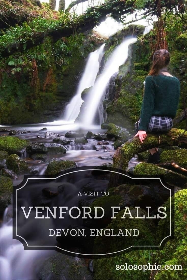 where to find venford falls