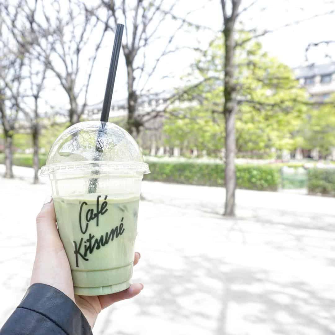 cafe kitsune review