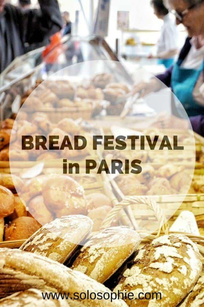 bread festival in paris
