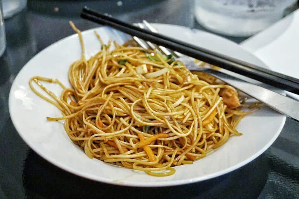 tien hiang vegan and vegetarian chinese restaurant in paris