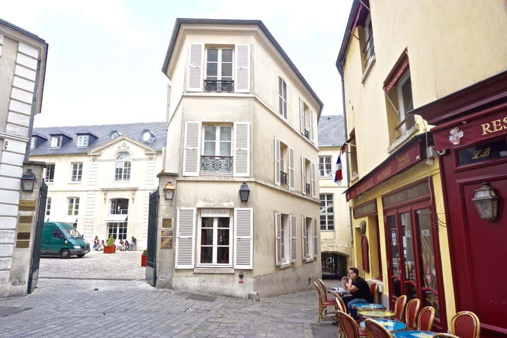 versailles town