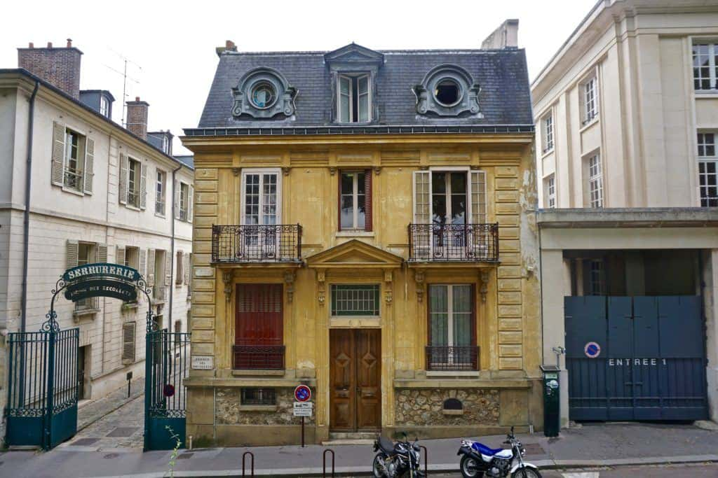 dream house versailles town