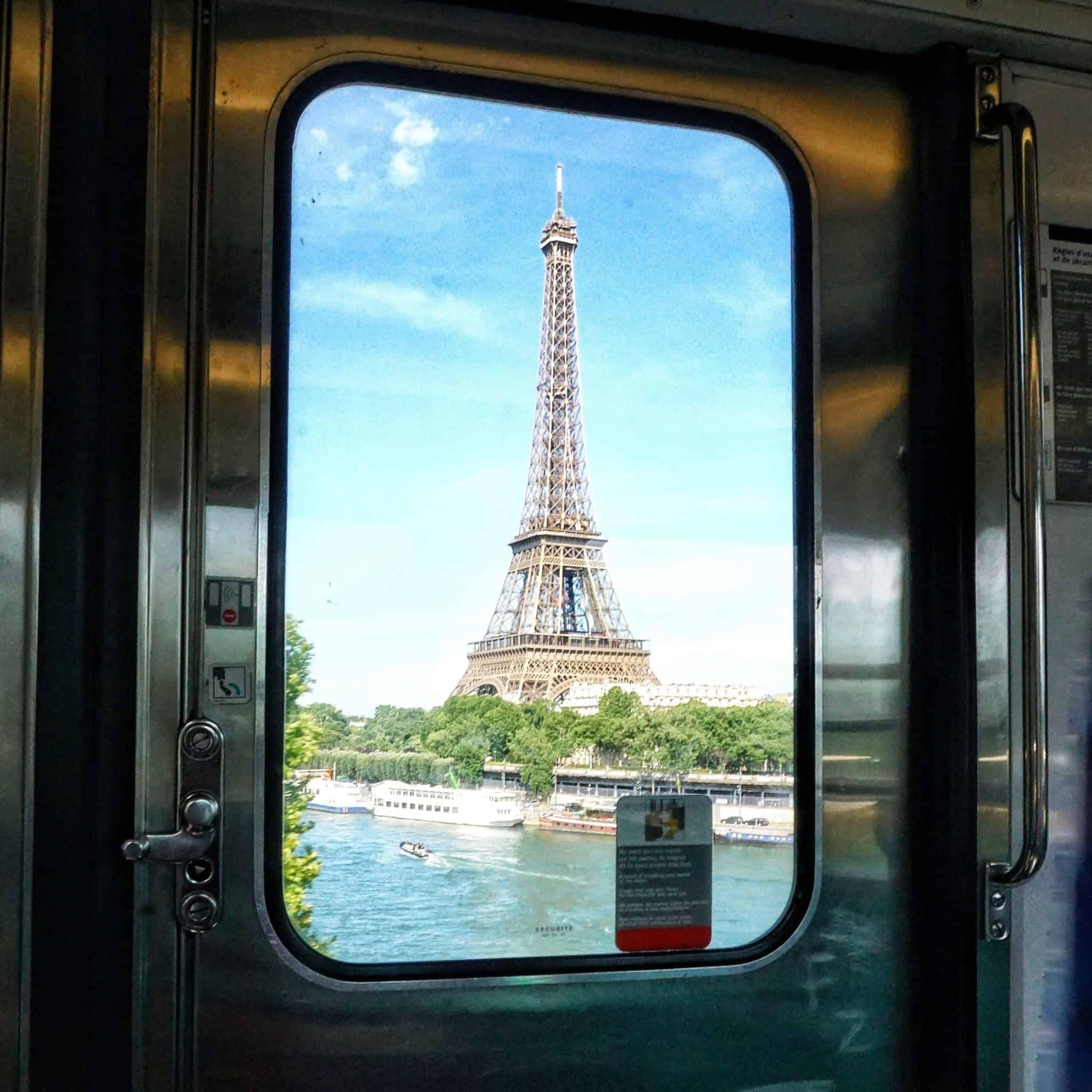unusual paris metro stations