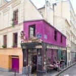 cute parisian cafes: le petit moulin