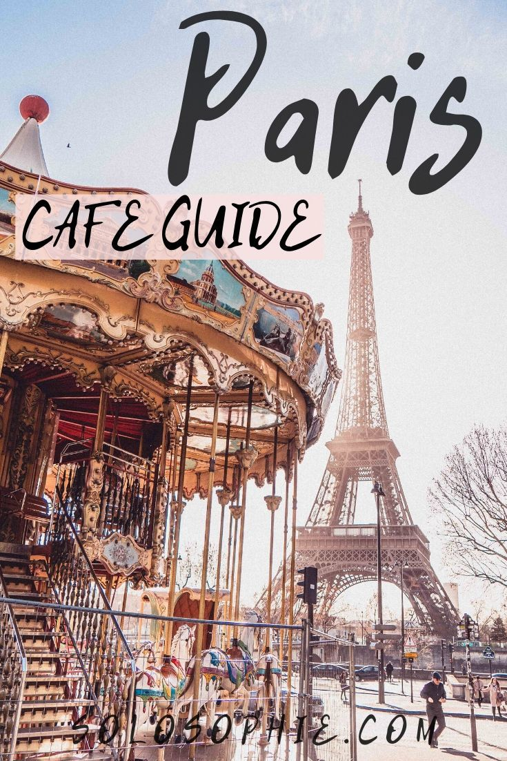 Coffee in Paris: looking for the best of Paris cafes? Here's your ultimate guide to the top coffee shops in the French capital city of Paris France
