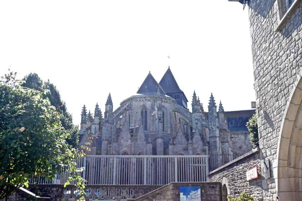 dinan cathedral