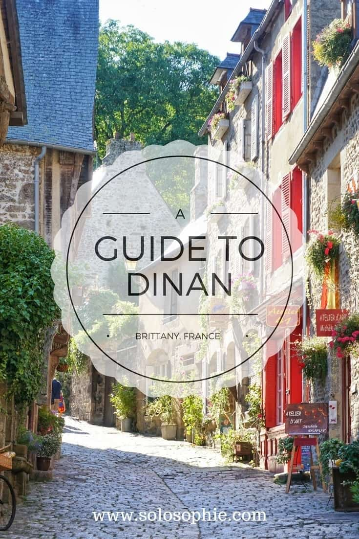 guide to dinan