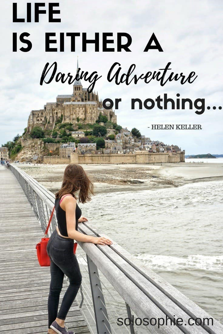 travel quotes by women