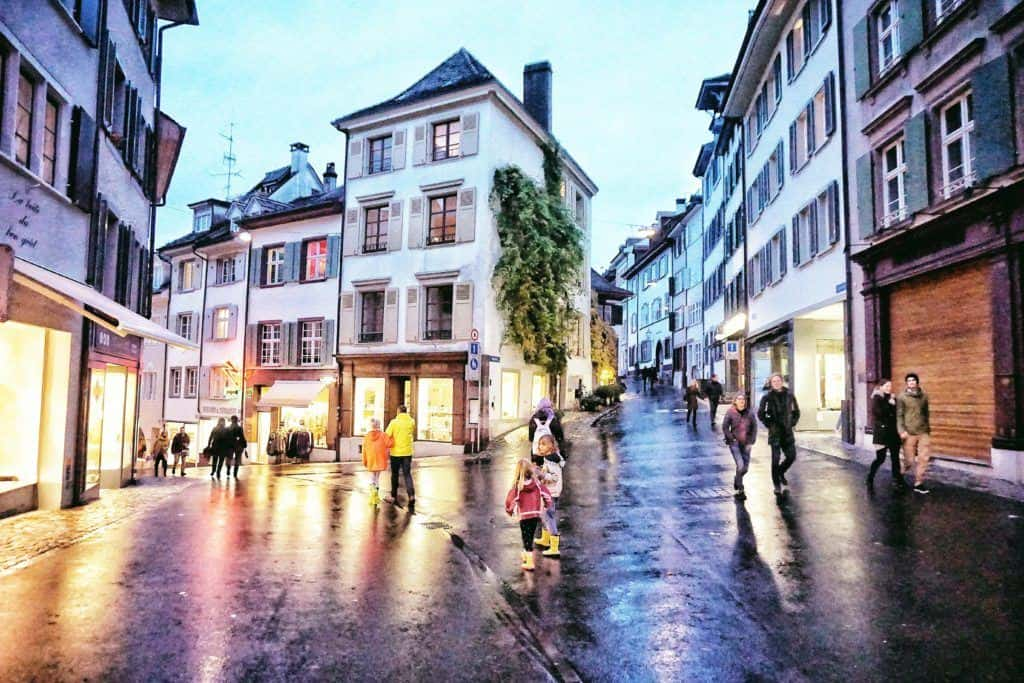 how to spend three days in switzerland basel