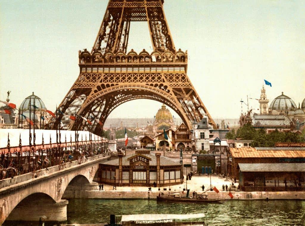 Paris world's fair 1889