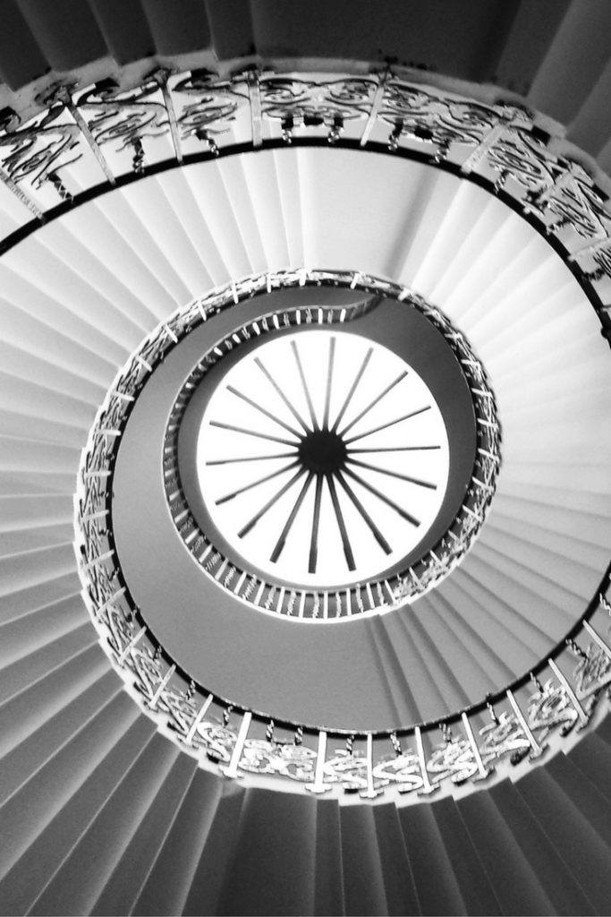 tulip stairs london