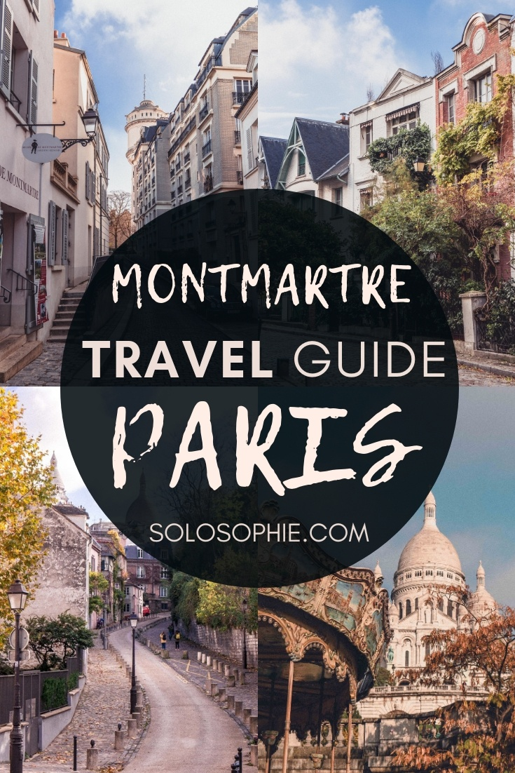 An Insider's Guide to the 30+ Best Things to do in Montmartre, the 18th arrondissement of Paris: A Local's tricks, tips, and practical advice on how to visit the prettiest district of Paris, France