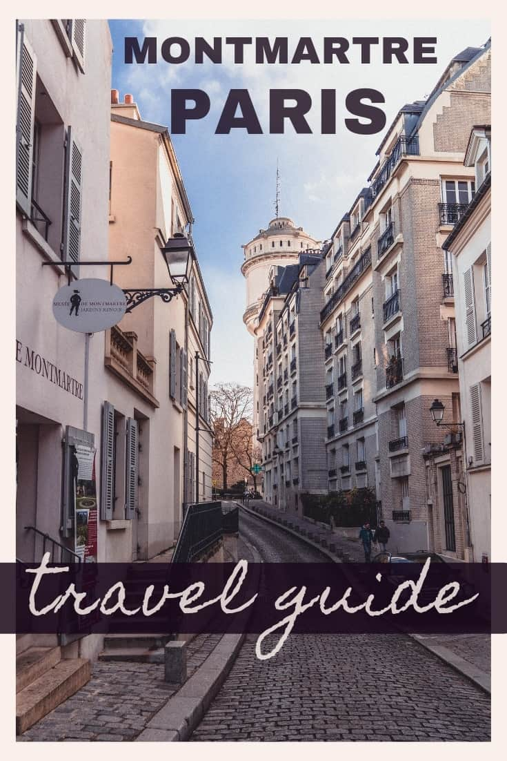 Montmartre travel guide. Here's your itinerary of the best attractions and things to do in the 18th arrondissement of Montmartre, Paris, France