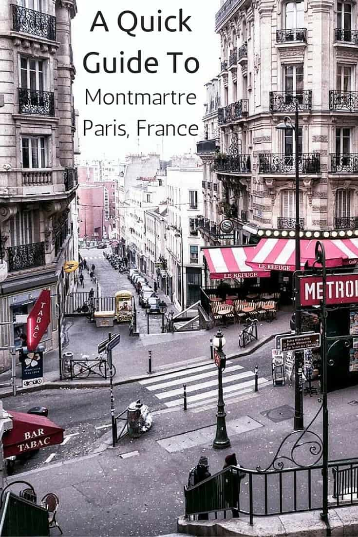 Want to know what to do in Montmartre, the prettiest district of Paris? Here's your guide to the best of the arrondissement, including where to sleep, best Montmartre activities and more!