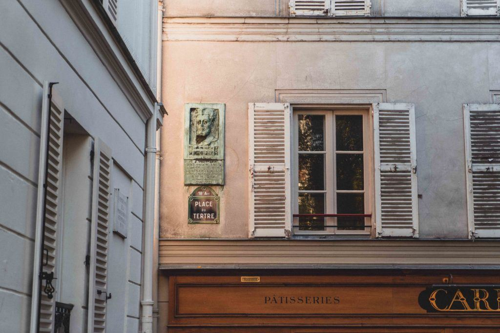 Follow in the footsteps of Picasso in Montmartre