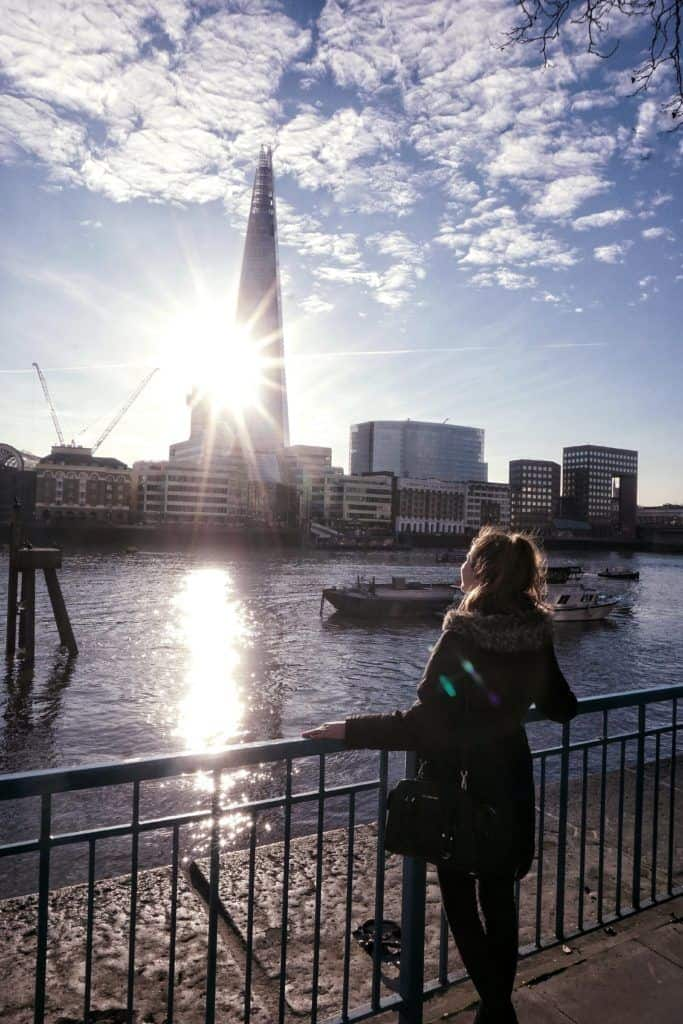 Iconic Photo Locations in London: The Shard