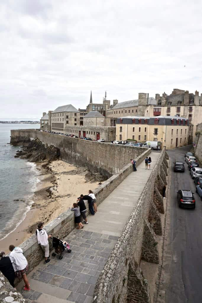 Best things to do in saint malo, a unique city in Northern Brittany