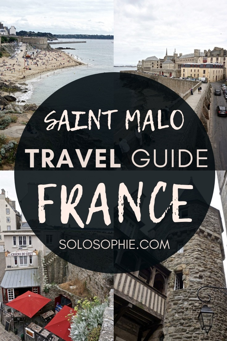 If you're in search for a guide to the best things to do in Saint Malo, the stunning walled city of Brittany, Northern France, then here it is! The best of St Malo attractions, beautiful places, and where to stay!