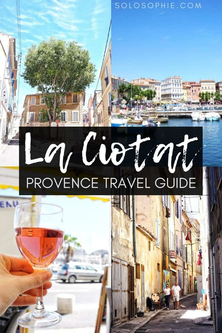 La Ciotat travel guide. A guide to the best things to do in La Ciotat, Provence, France. Museum, where to stay, what to do, and the home of petanque, etc!