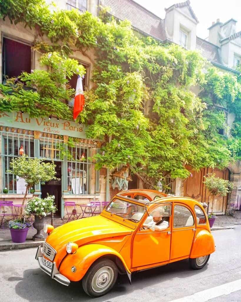 au vieux paris d'arcole paris france best cafe in paris