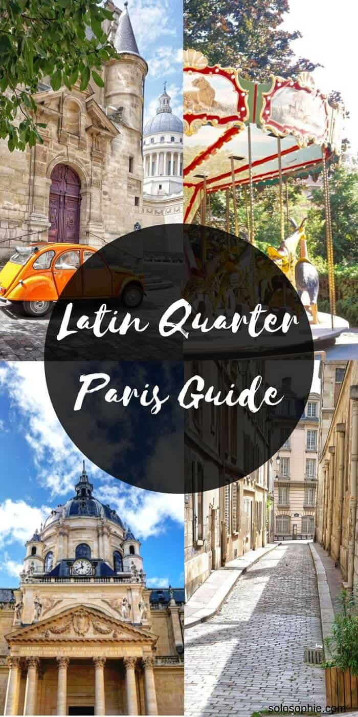 latin quarter paris guide france things to do in the latin quarter