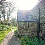 huccaby church saint raphael hexworthy devon england