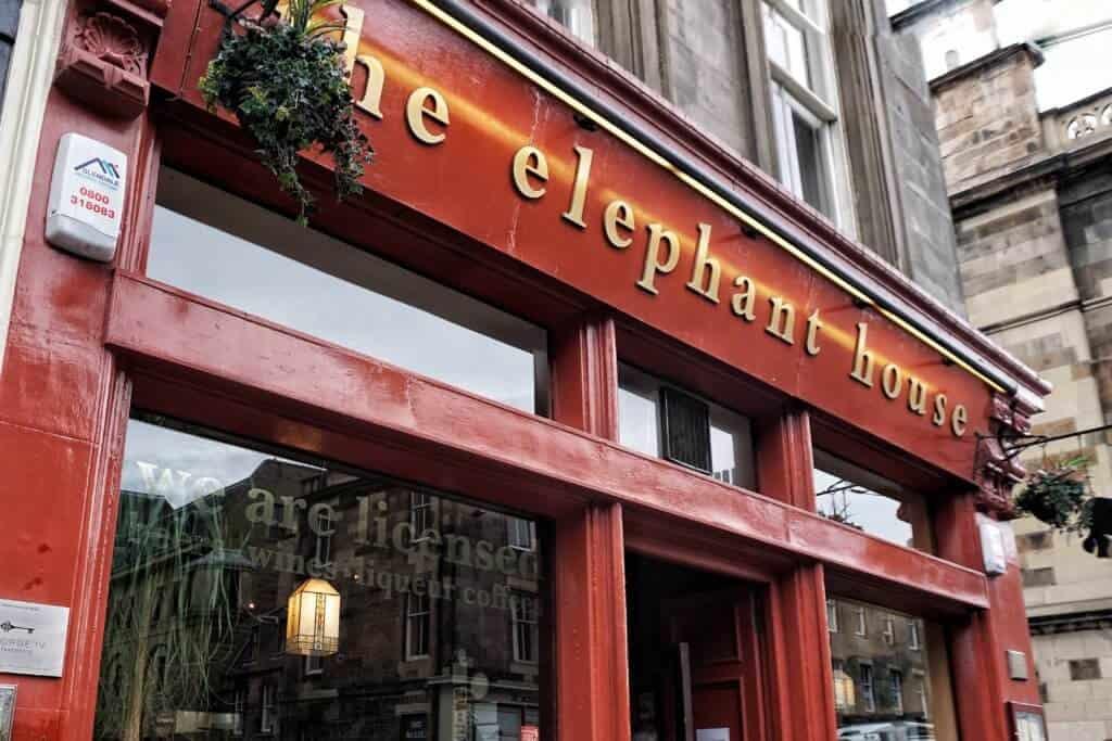 The Elephant House Cafe: Edinburgh, Scotland: Harry Potter Inspiration around the city