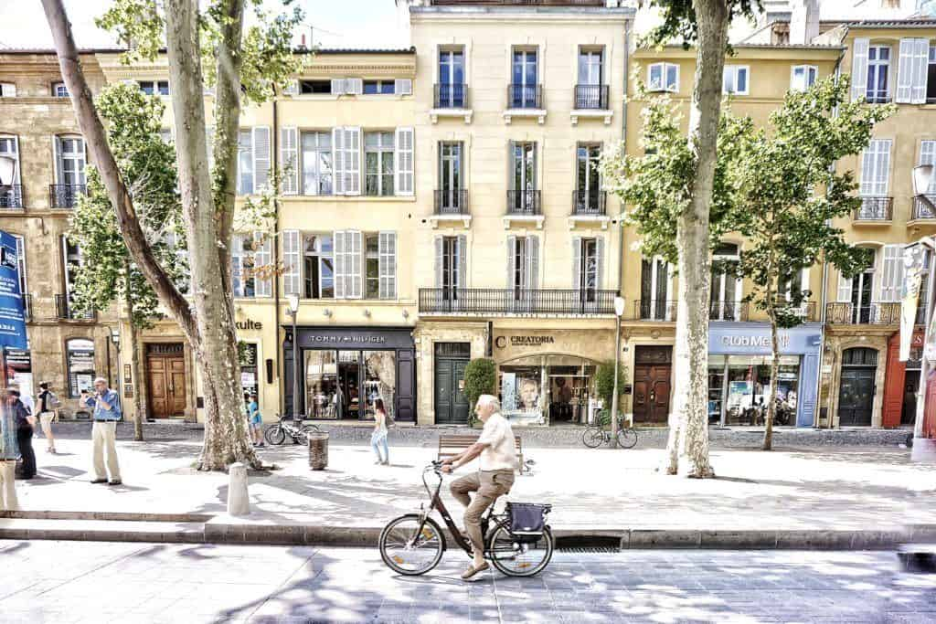 Aix-en-Provence: beautiful towns in provence