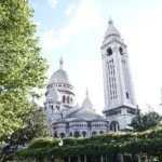 unusual places to see the sacre coeur in paris