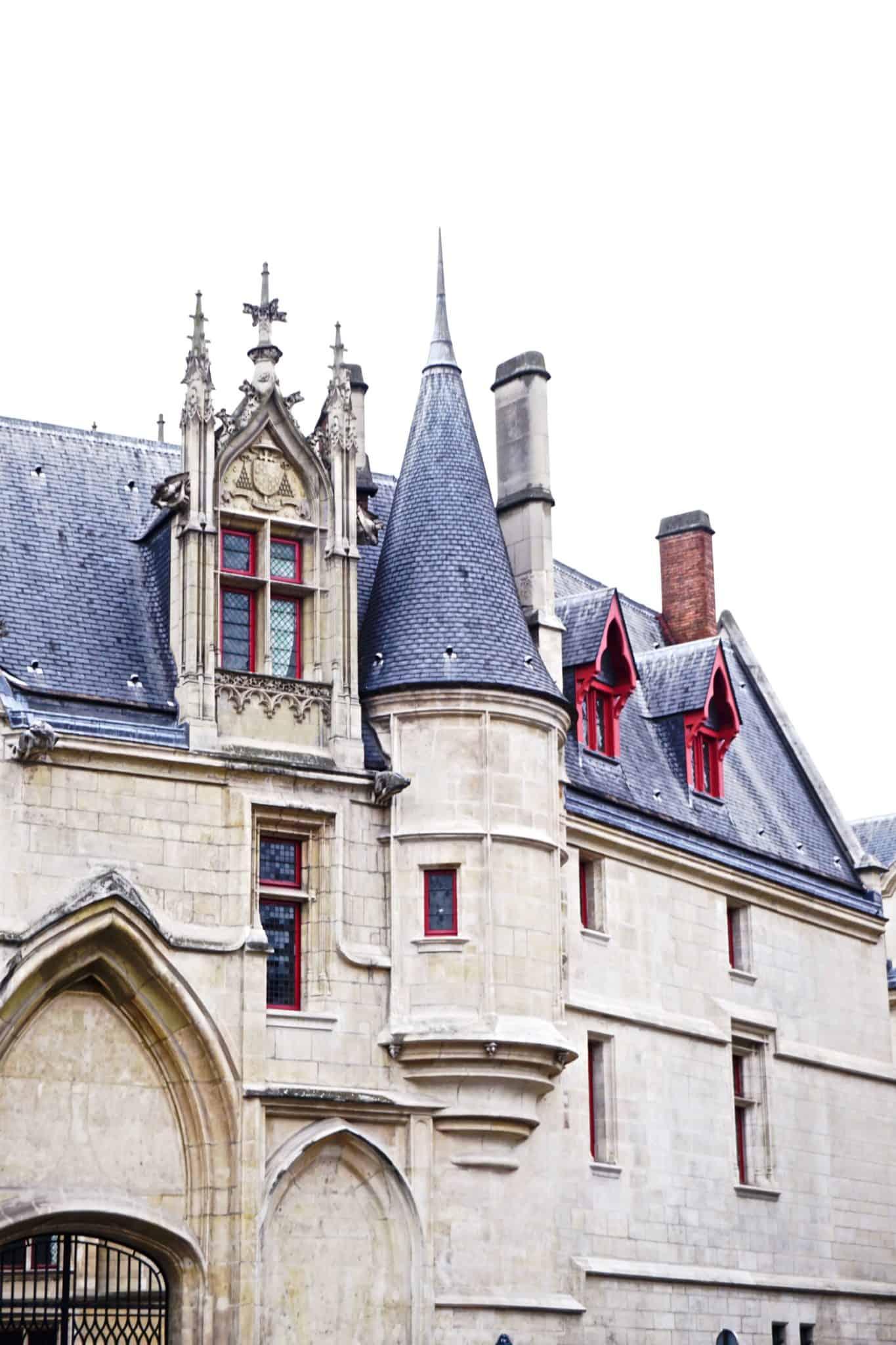 Hotel de Sens, Paris, France