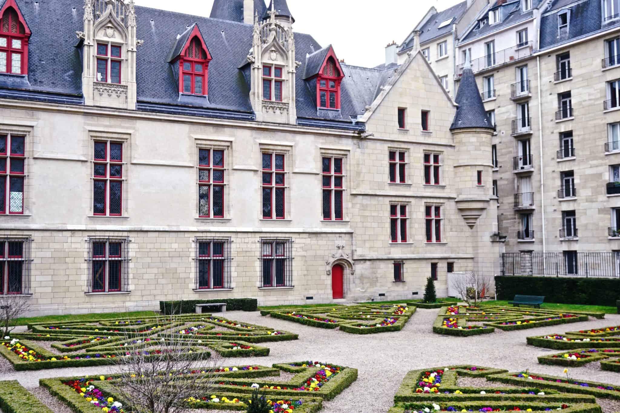 Hotel de Sens Paris France