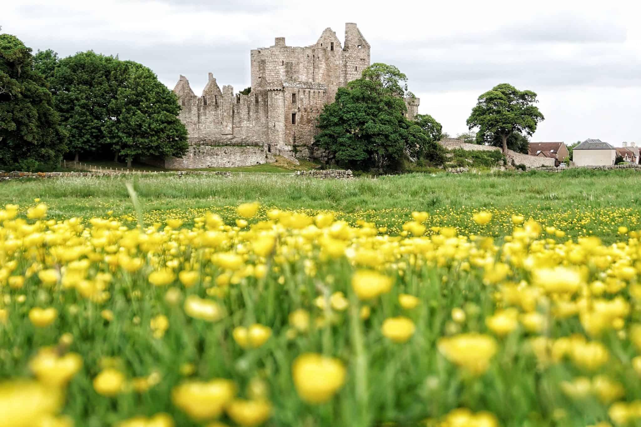 craigmillar castle day trip from edinburgh