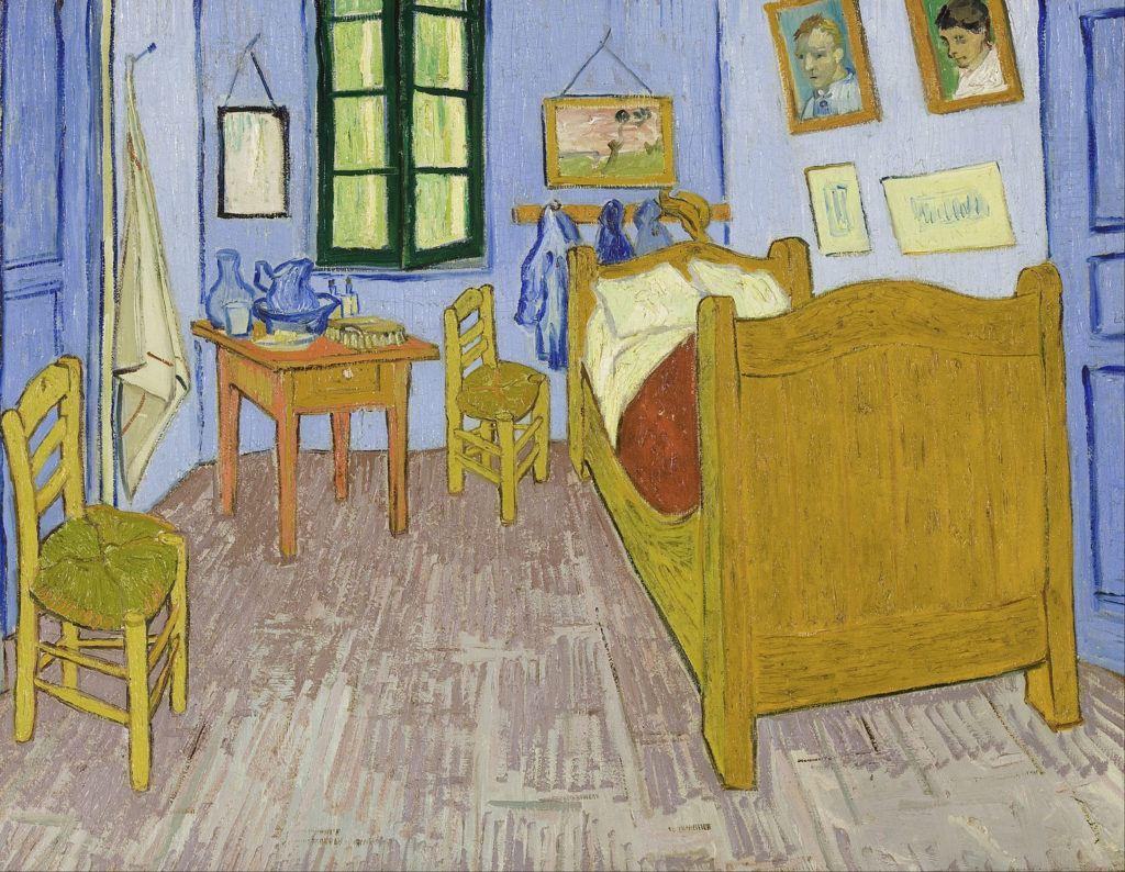 La Chambre de Van Gogh à Arles, 1889