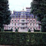 chateau du tilleul, normandy, france