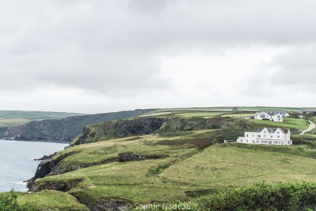 Port Isaace: A traditional 14th Century Fishing village in Cornwall, England