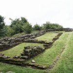 Poltross Burn Milecastle, Hadrian's Wall, England