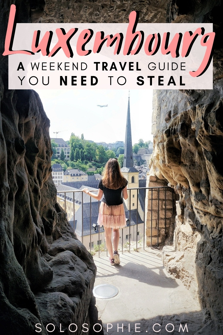 How to spend the perfect long weekend in Luxembourg, the last Grand Duchy in the world: a three day itinerary for a weekend of visiting castles, eating Luxembourgish food, and exploring the fairytale countryside of this landlocked European country
