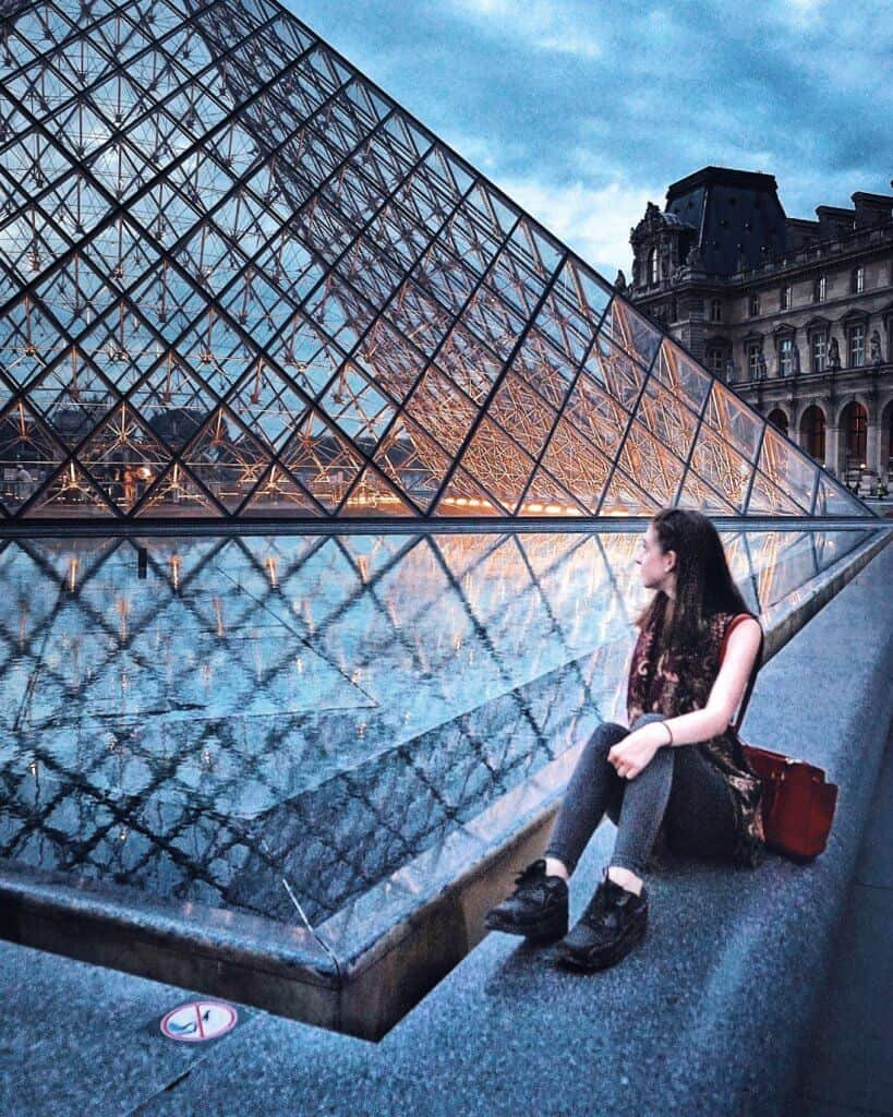 Quirky and Unusual Facts about the Louvre, Paris, France