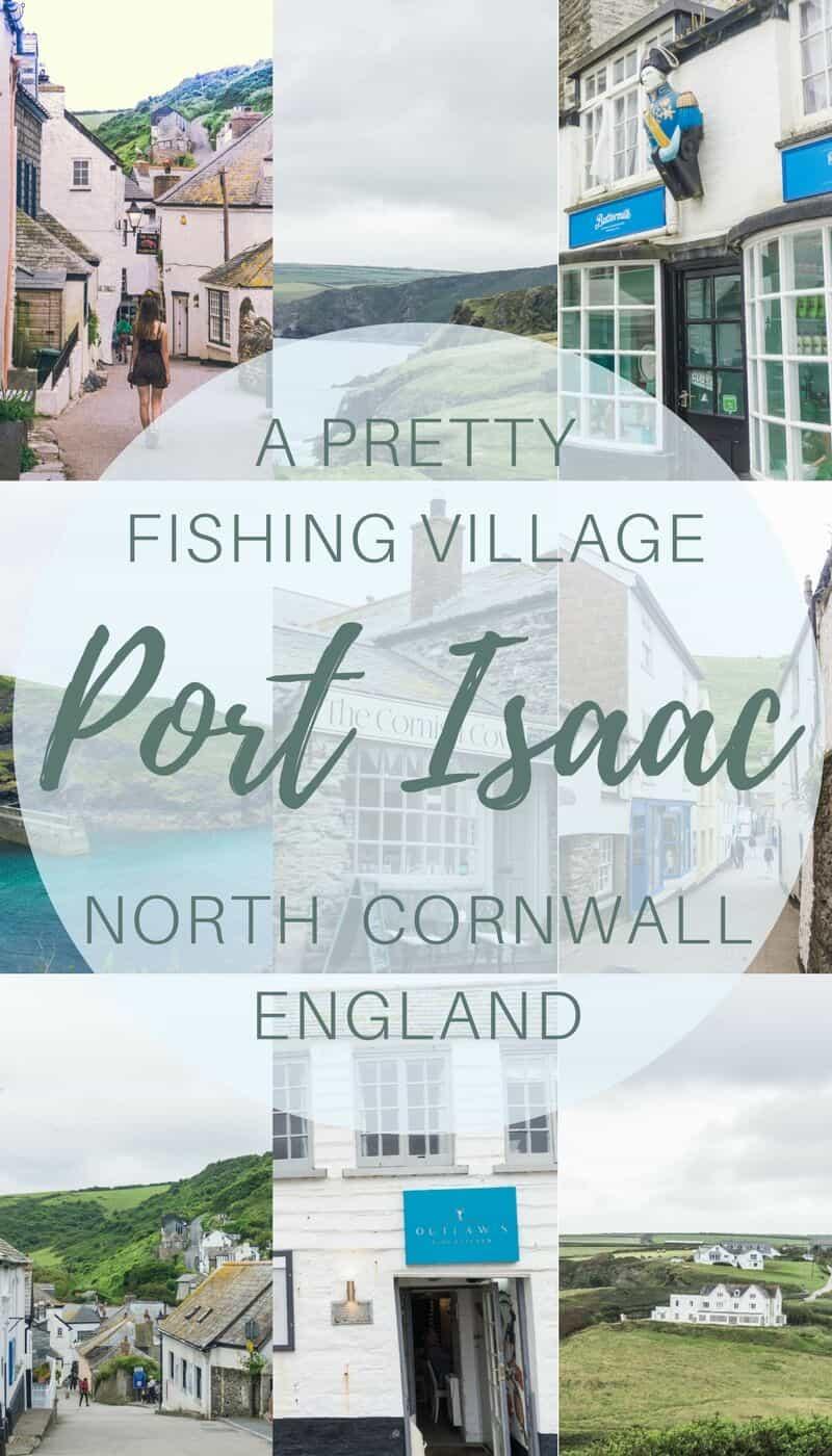 port Isaac, North Cornwall, England