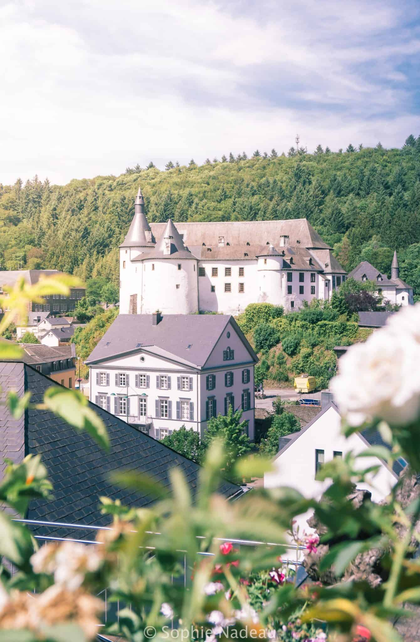 clervaux castle, luxembourg