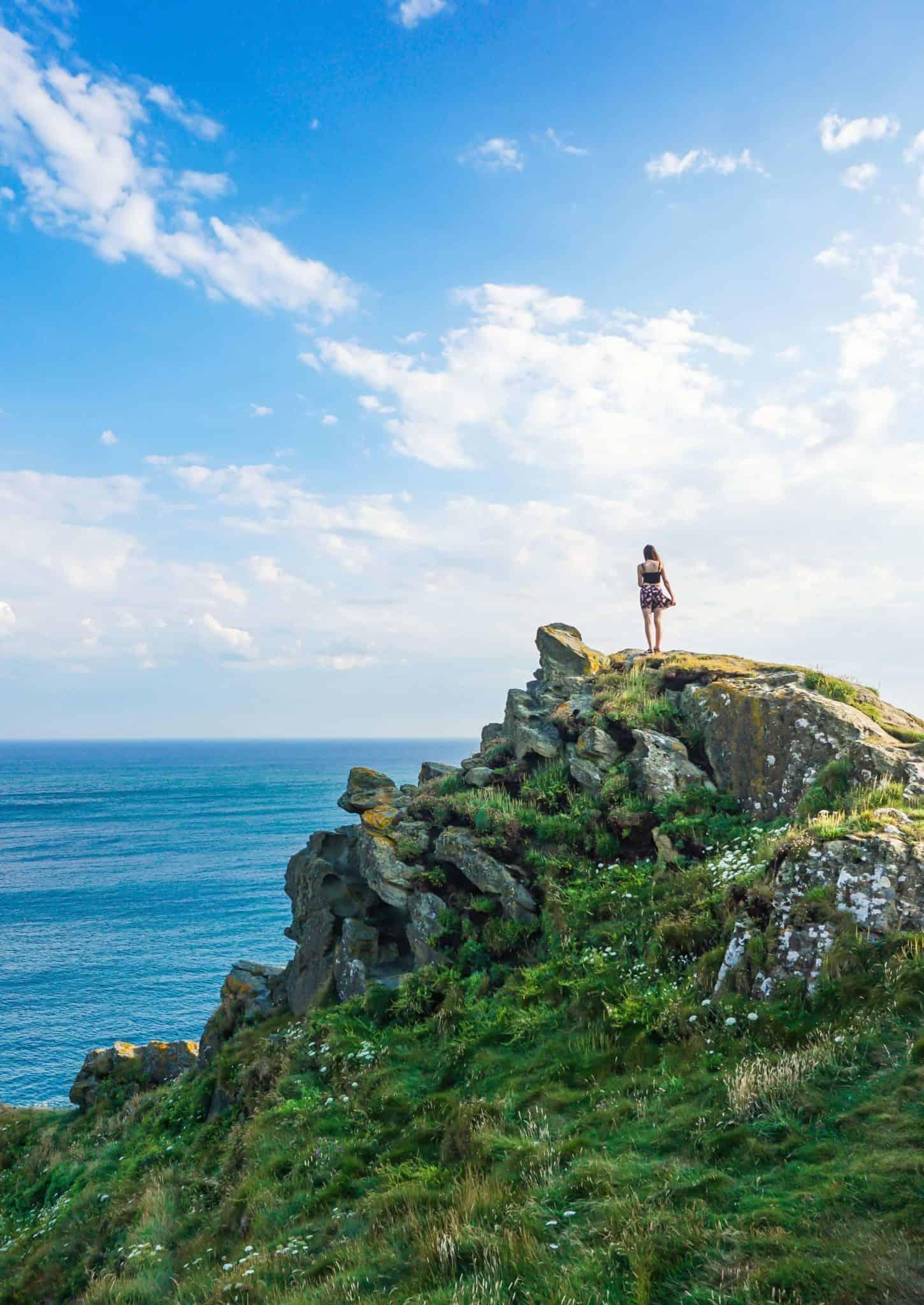 Guide to east Prawle and East Portlemouth, South Hams, Devon, England: